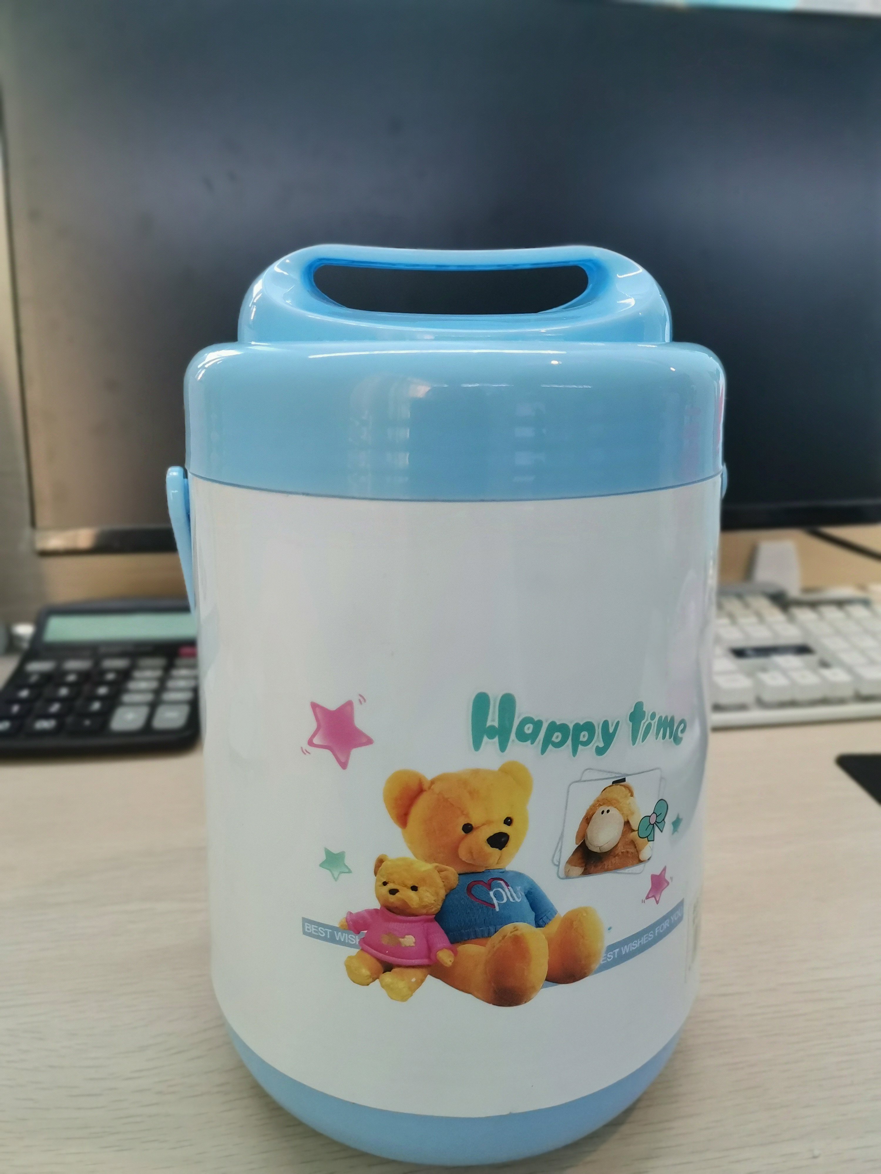 ShiniUni Lunch Box Thermoses Stainless Steel Container Insulated Food Storage Leak Proof Design